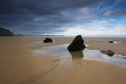 Watergate Beach, Watergate Bay photo