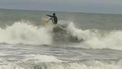 Olber grueso estilo libre surf ladrilleros, Playa Ladrilleros photo