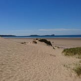 View looking out to Worms Head, Llangennith