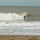 a nice left at joss bay