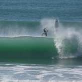Chalet - Time to bail, Wainui Beach - Pines