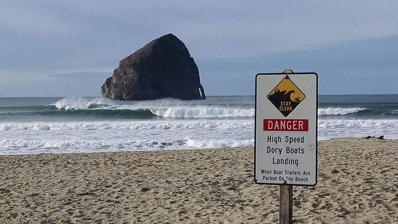 Pacific City-Gas Chambers break guide