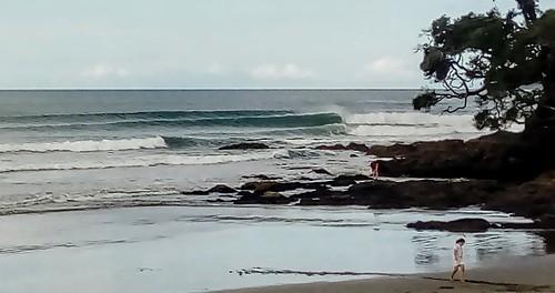 Just like the good old days., Waipu Cove