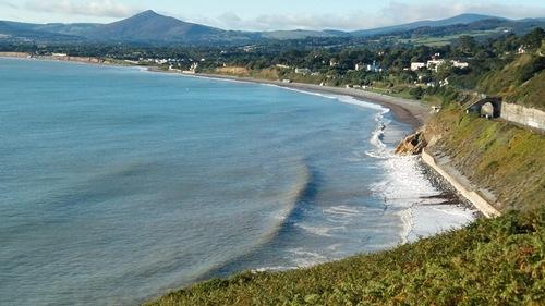 Killiney Bay, White Rocks