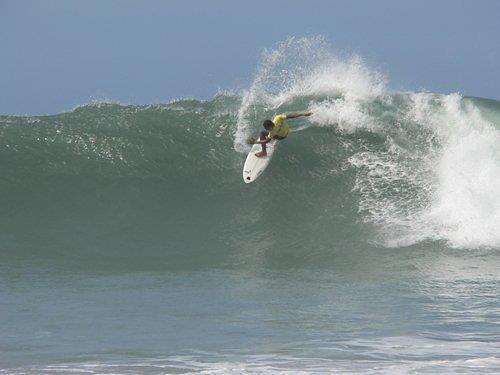Anare surf break