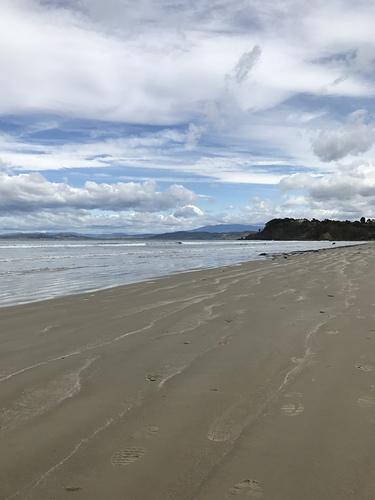 September conditions, Park Beach