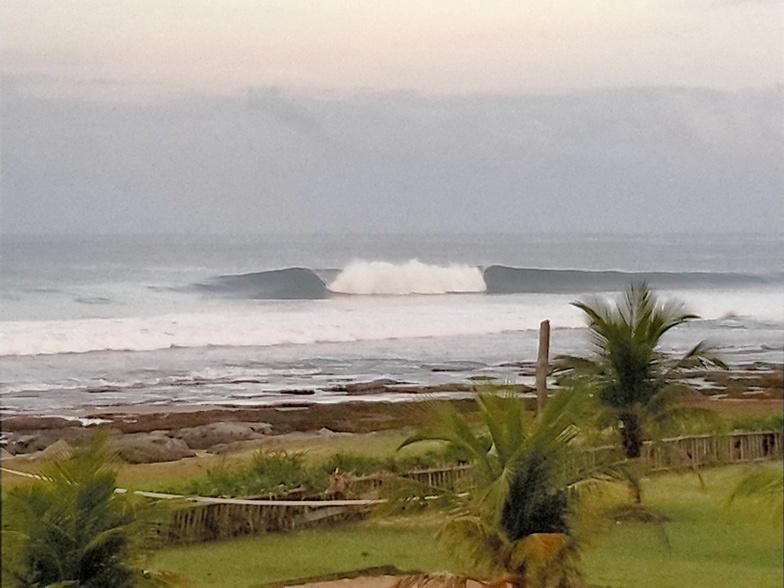Jackals surf break