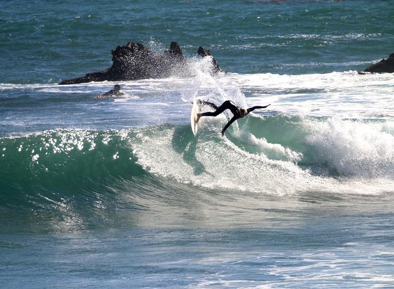 Leo Carillo State Beach surf break
