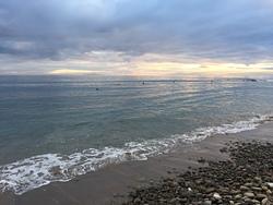 October Sunset, Ventura Point photo