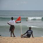 Small swell at Kendeja, Kendeja Resort