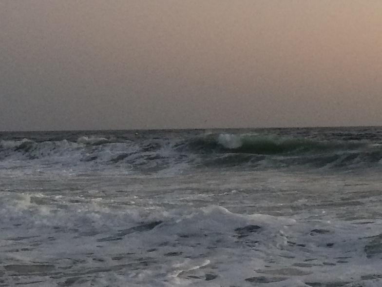 Westward Beach/Point Dume break guide