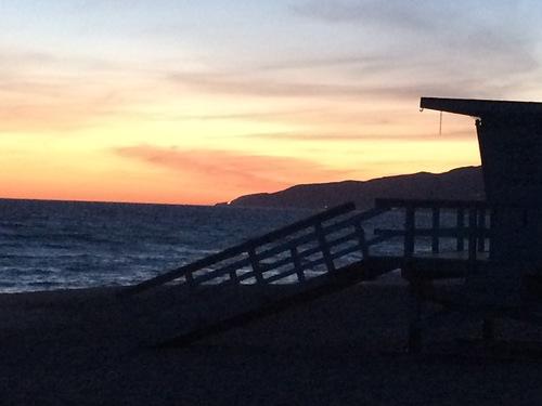 Zuma Sunset, Zuma Beach