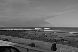 3 Wave Set at Brant Rock Jetty, Marshfield Jetty photo