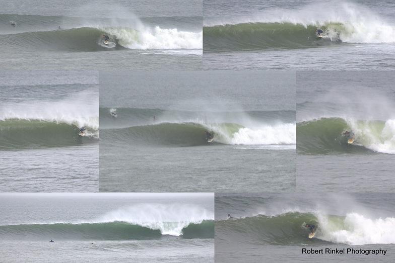 Tuckerman's surf break