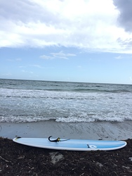 Carimar Vega, Playa Ballena photo
