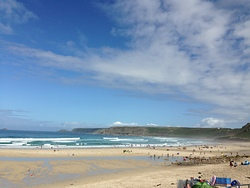 Beach view, Sennen Cove photo