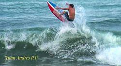 Carlos Moreno surf, Palomino photo