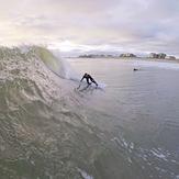 Nuking November Surf, Greenhill