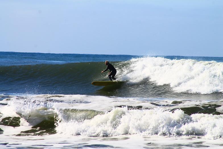 Saint Annes surf break