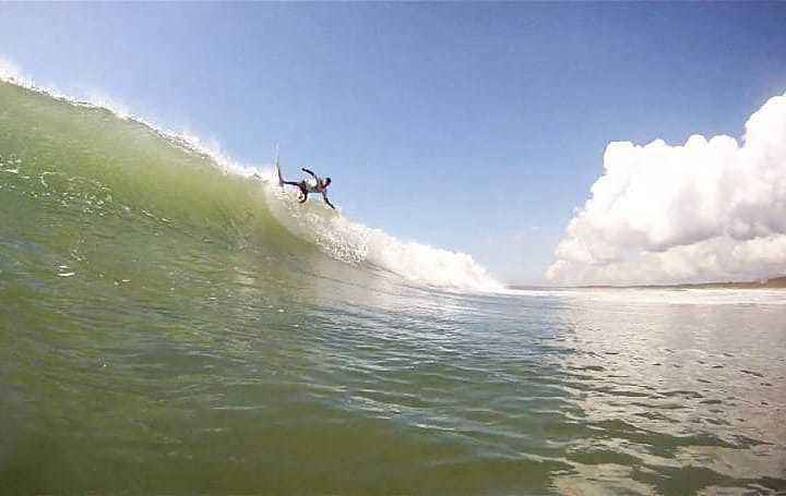 Dunas de Ule surf break