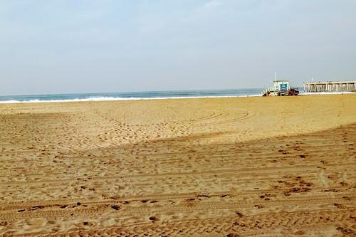 Woke me up. !!, Hermosa Beach and Pier