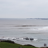 Clean winter swell, Ogmore-by-Sea