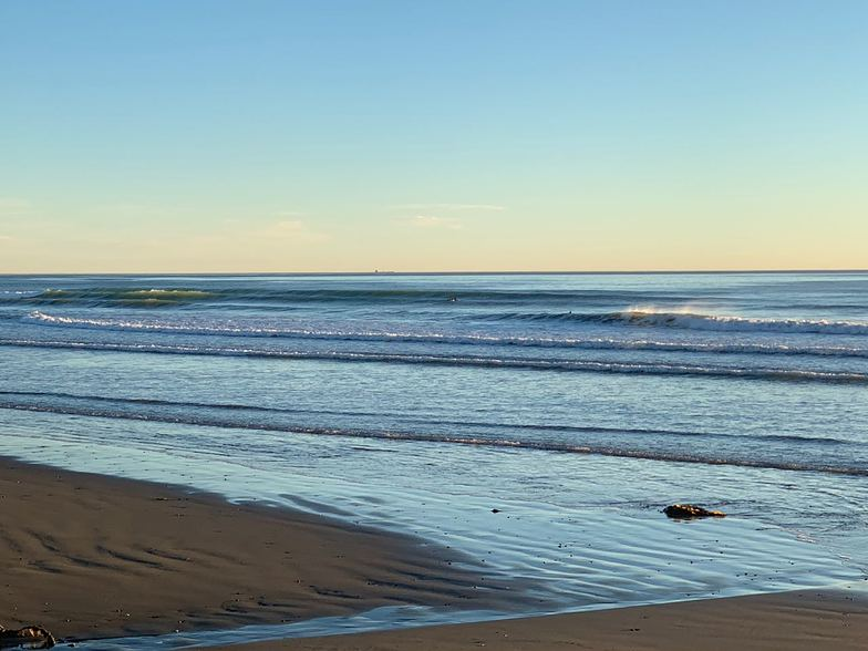 Rada Tilly surf break