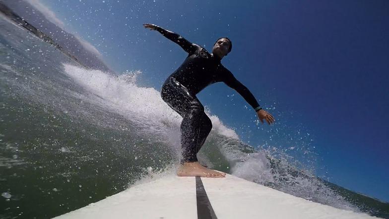 Hornitos surf break