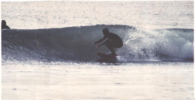 Doran Beach break guide