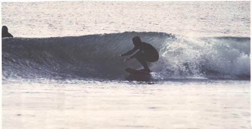 King George at Doran Beach