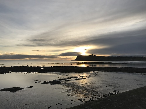 December morning, Scarborough North Bay