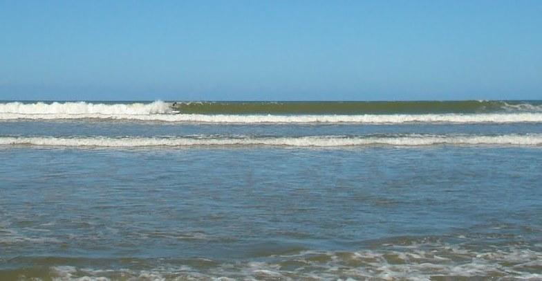 Gravatá (Navegantes) surf break