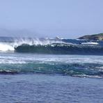 Strickland surf, Strickland Bay