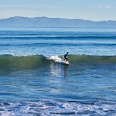 Surfing colac bay