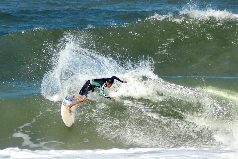 Aracaju surf break