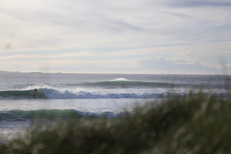 Spanish Point surf break