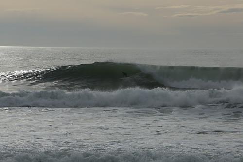 La crédibilité d'un Beach Break, Seignosse - Les Casernes
