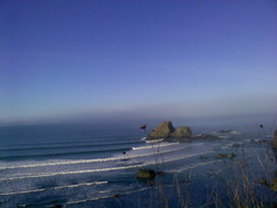 Camel Rock in January photo