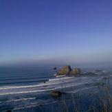 Camel Rock in January