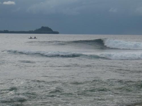 Malung Point, Ali Island, Aitape