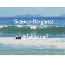 Playa guacuco -venezuela-isla margarita