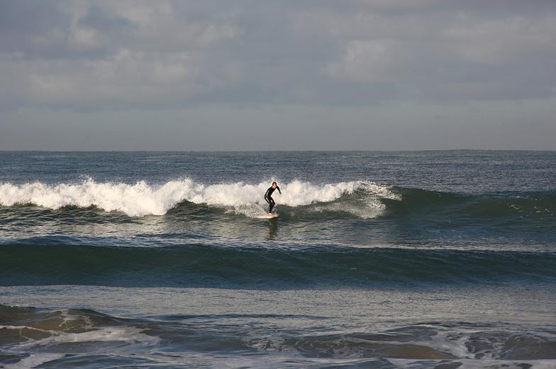 flume, Flume Beach