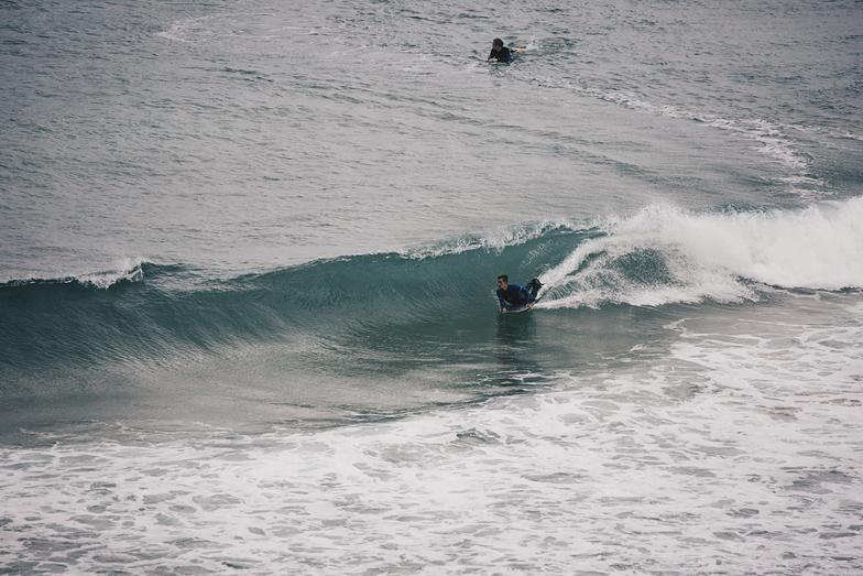 Dias Beach surf break
