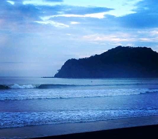 Playa Guanico surf break