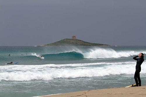 Isola delle Femmine Beach