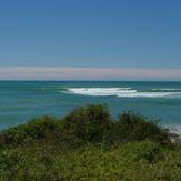 Two reefs East of The Spit, towards Boat Harbour, Tuahuru Reefs