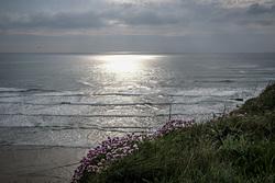 Mawgan Porth surf photo