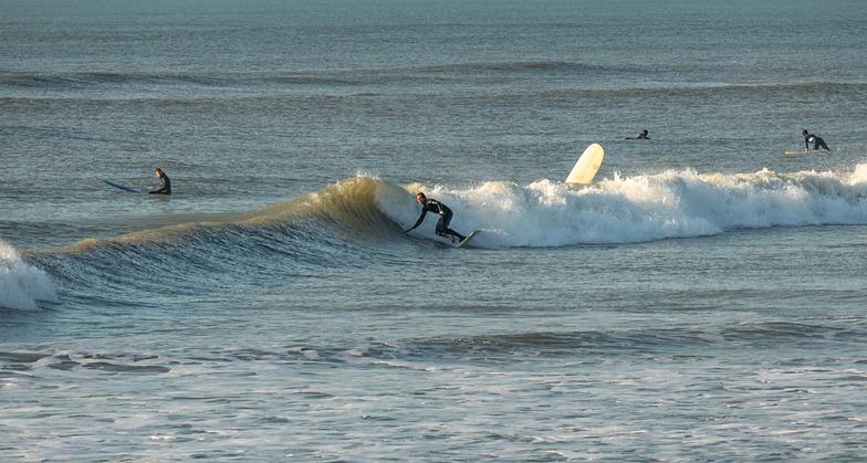 Wijk aan Zee Noordpier surf break
