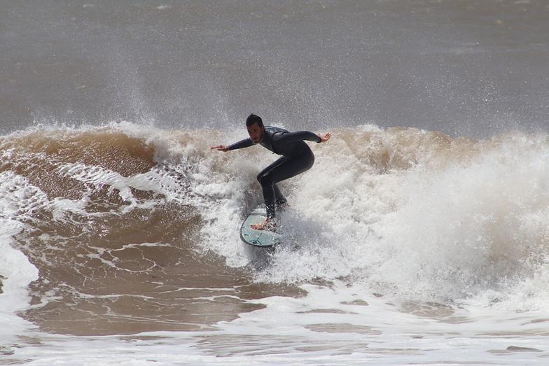 Cap Sim surf break