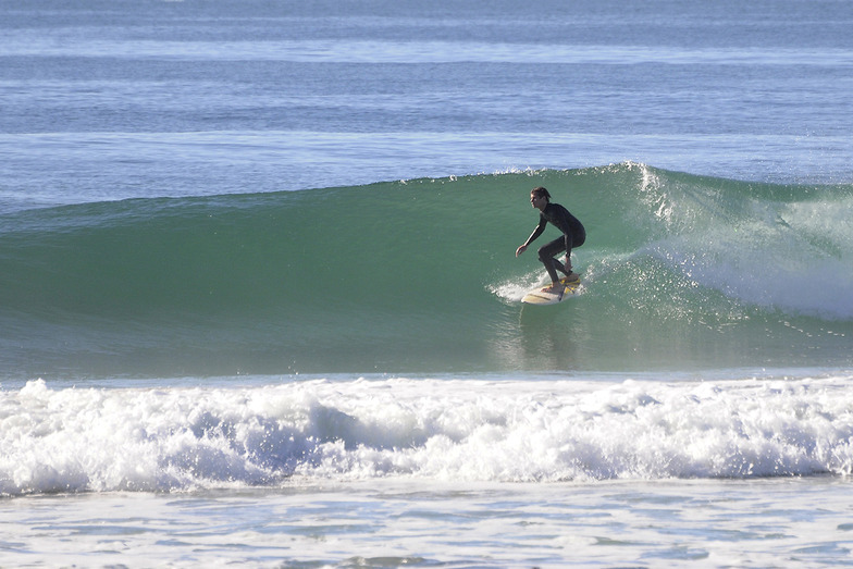 Valla Beach surf break